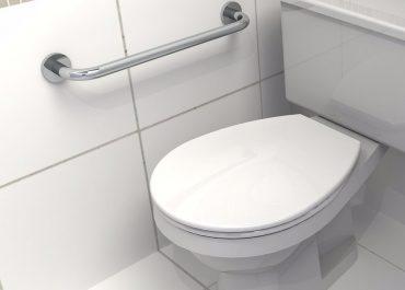 Barra de Apoio Inox BH para banheiro